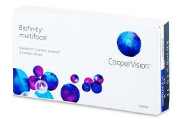Biofinity Multifocal (3linser)