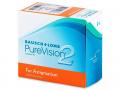 Månedlige kontaktlinser - PureVision 2 for Astigmatisme (6linser)