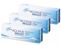 Dagslinser - 1 Day Acuvue Moist for Astigmatisme (90 linser)
