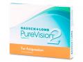 Månedlige kontaktlinser - PureVision 2 for Astigmatism (3linser)