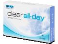 Månedlige kontaktlinser - Clear All-Day (6linser)