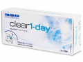 Dagslinser - Clear 1-Day (30 linser)