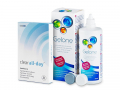 Kontaktlinser - Clear All-Day (6linser) +Gelonelinsevæske 360ml