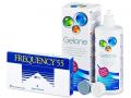 Kontaktlinser - Frequency 55 (6linser) +Gelonelinsevæske 360ml