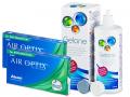 Kontaktlinser - Air Optix for Astigmatism (2x3 linser) +Gelonelinsevæske 360ml