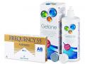 Kontaktlinser - Frequency 55 Aspheric  (6linser) +Gelonelinsevæske 360ml