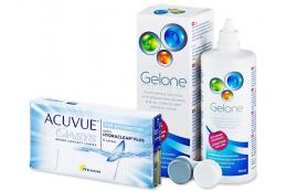 Acuvue Oasys for Astigmatisme (6linser) +Gelonelinsevæske 360ml