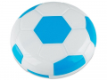 Linseetui med speil Football - Blått