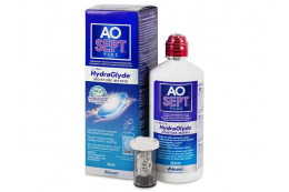 AO SEPT PLUS HydraGlyde 360 ml Linsevæske