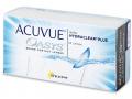 Kontaktlinser - Acuvue Oasys (24 linser)