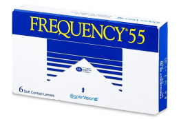 Frequency 55 (6 linser)