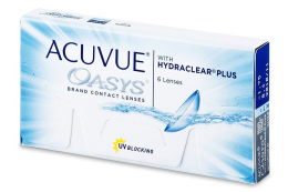 Acuvue Oasys (6linser)