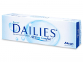 Alcon Kontaktlinser - Focus Dailies All Day Comfort (30 linser)