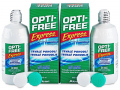 Contact lens solution OPTI-FREE - OPTI-Free Express linsevæske 2 x 355 ml