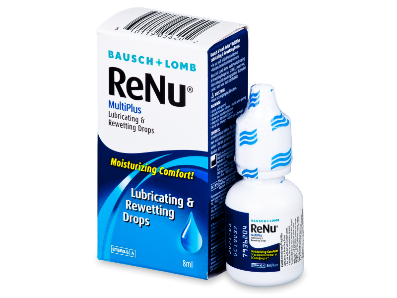 ReNu MultiPlus Dråper 8 ml