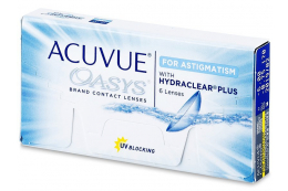 Acuvue Oasys for Astigmatisme (6 linser)