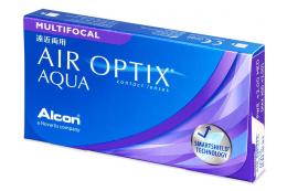 Air Optix Aqua Mutifocal (6linser)