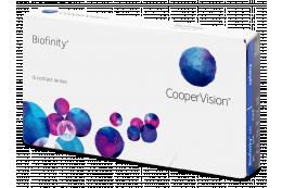 Biofinity (6linser)