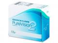 Månedlige kontaktlinser - Purevision 2 (6linser)