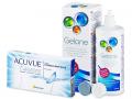Kontaktlinser - Acuvue Oasys (6linser) +Gelonelinsevæske 360ml