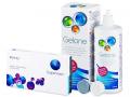 Kontaktlinser - Biofinity (6linser) +Gelonelinsevæske 360ml