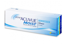 1 Day Acuvue Moist for Astigmatisme (30 linser)
