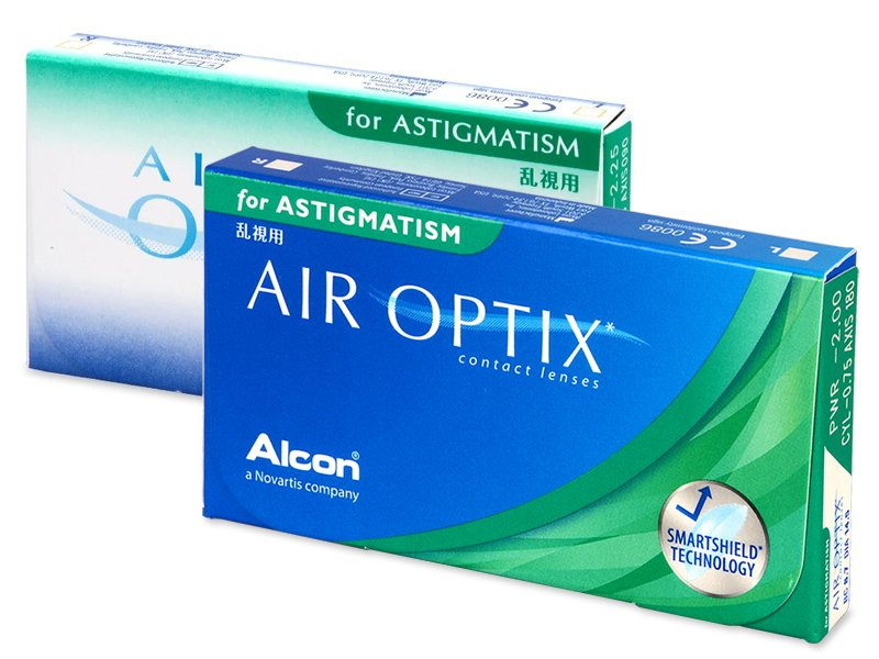 Air Optix for Astigmatism (6linser)