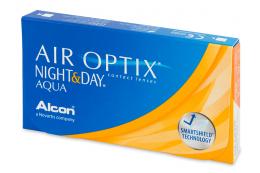 Air Optix Night and Day Aqua (6linser)